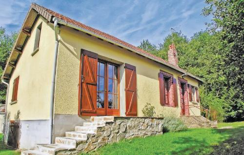 Holiday home Le Chalard J-902