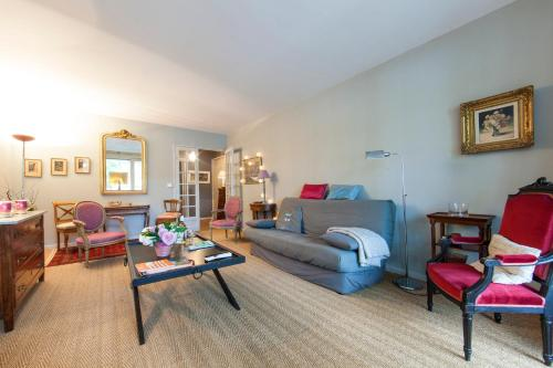 Cosy Issy-les-Moulinaux by the Seine w/parking - 0