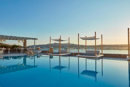 Mykonos No5 Luxury Suites & Villas