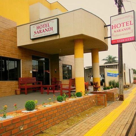 Hotel Sarandi