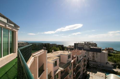 Apartment mit 2 Schlafzimmern und Meerblick C25 B (Two-Bedroom Apartment with Sea View C25 B)