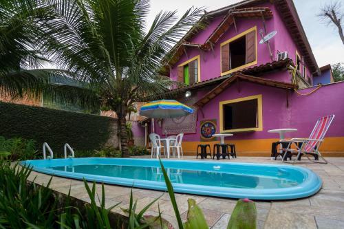 Namaste Hostel e Pousada Paraty