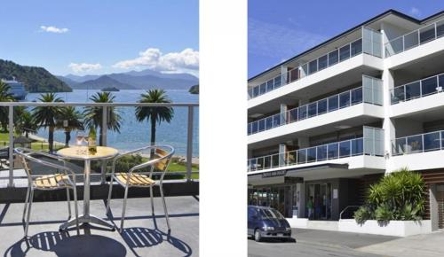 Luxury Seaview Waterfront Apartments