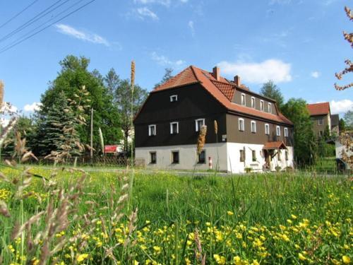 Отель Ferienwohnungen im Landstreicherhaus 0 звёзд Германия