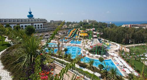 Crystal Sunset Luxury Resort Spa Ultra All Inclusive Side
