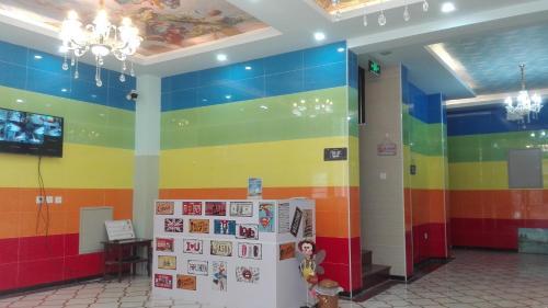 Отель Beidaihe Tonghua Shijie Hostel 0 звёзд Китай