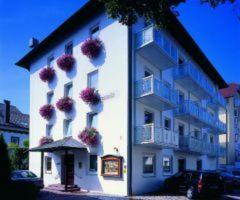 Hotels Im Allgau Hotel Germania In Bad Worishofen