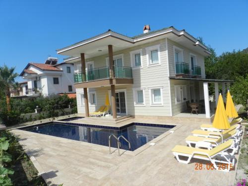 Отель Villa Hadigari 0 звёзд Турция