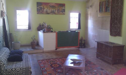 Guest Accommodation La Maison Du Tour Du Monde Arles
