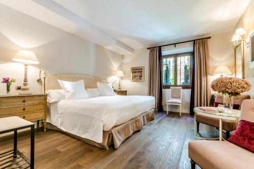 Double Room Grand Hotel Don Gregorio 5