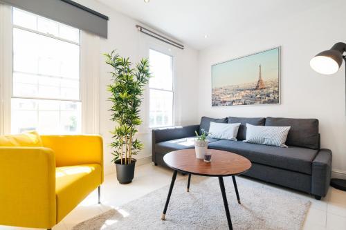 FG apartment - Chelsea - Fulham, Vanston Place, Flat B