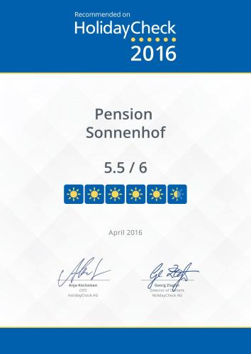 Pension Sonnenhof