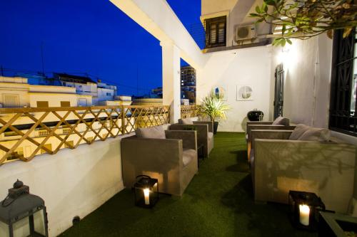 شقة من 5 غرف نوم مع تراس - Avenida Baron de Carcer 46 (Five-Bedroom Apartment with Terrace - Avenida Baron de Carcer 46)