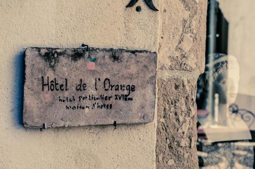 Hotel de L Orange