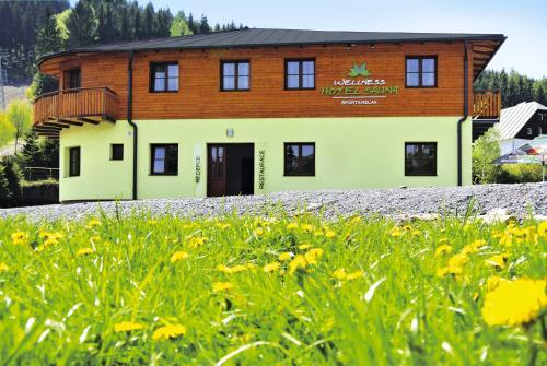 Отель Wellness hotel Sauna 3 звезды Чешская Республика