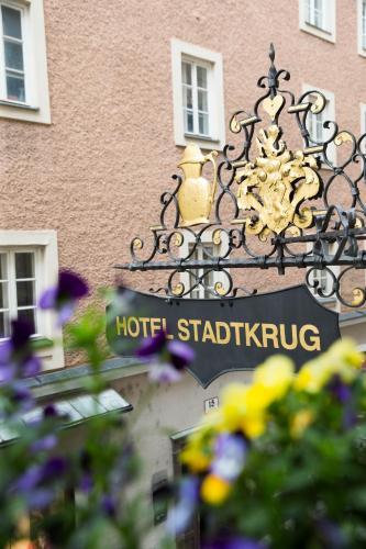 Altstadt Hotel Stadtkrug, 5020 Salzburg