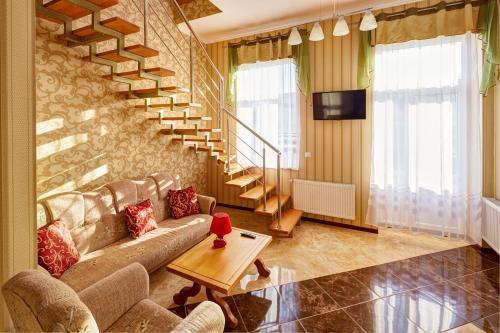 Отель LvivHouse - Ivana Franka St. appartment 0 звёзд Украина
