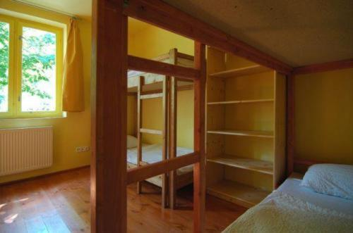 1 Bed in 4-Bedded Dormitory Room