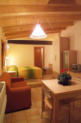 Отель Residence Le Motte 0 звёзд Италия