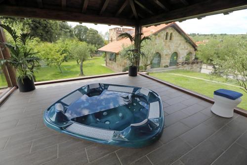 Habitación Doble con acceso al spa - 1 o 2 camas Hotel Spa San Marcos 5