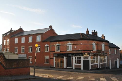 Photo of Royal George Hotel Hotel Bed and Breakfast Accommodation in Birmingham West Midlands