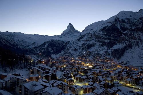 Hotel Garni Testa Grigia, Zermatt