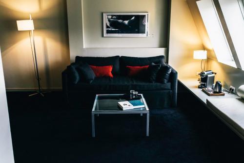 Suite Principal Hotel Miró 6