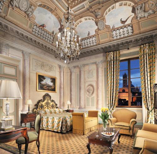 Grand Hotel Continental Siena - Starhotels Collezione