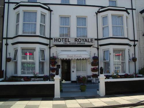 Отель Hotel Royale 0 звёзд Соединенное Королевство