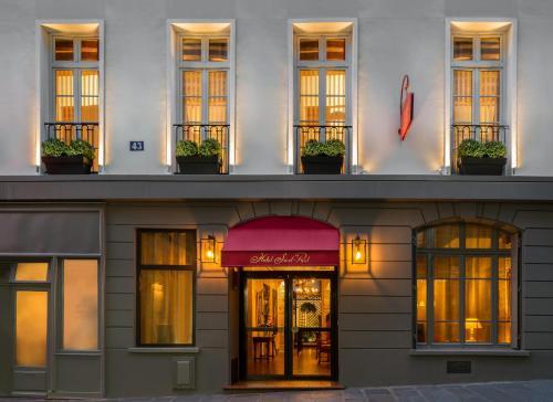 Room Photo 5028962 Hotel Studio Monsieur Le Prince Hotel