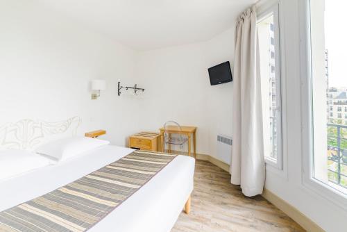 Hotel korner eiffel h tel 96 avenue emile zola 75015 for Hotels 75015