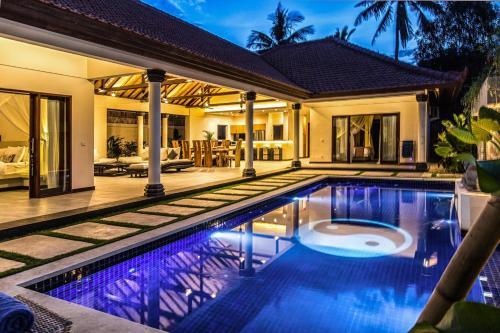 Отель Villa Lotus 3 звезды Индонезия
