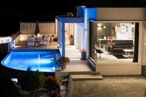 Villa Angel Sunset, Gustavia