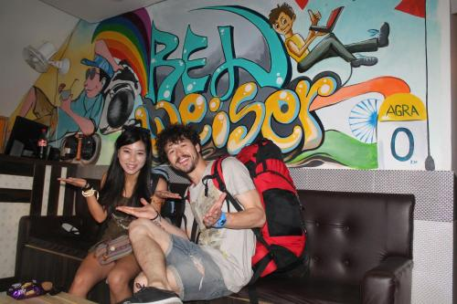Отель Bedweiser Backpackers Hostel 0 звёзд Индия