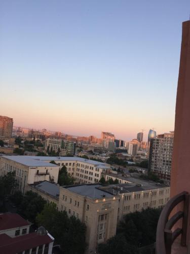 Апартаменты Рашид Бейбутов