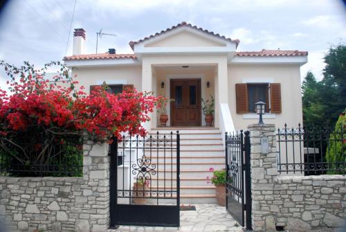Отель Ostria Villa 0 звёзд Греция