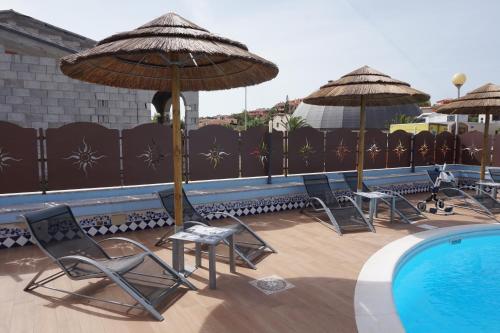 Hotel Il Platano in San Teodoro