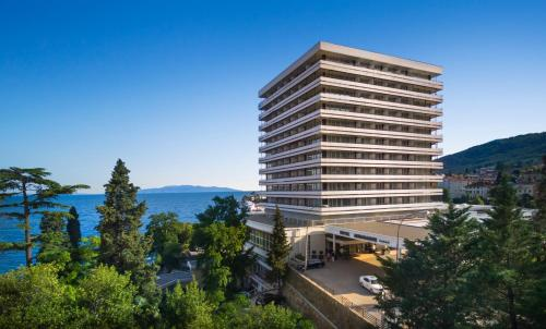 Отель Remisens Premium Hotel Ambasador 5 звёзд Хорватия