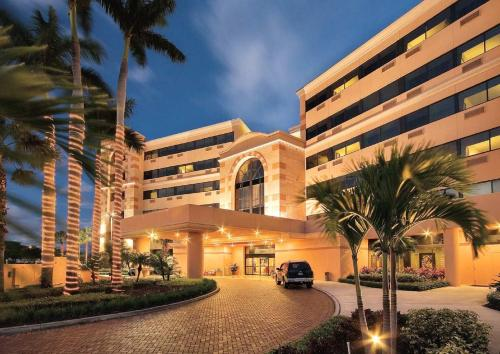 DoubleTree by Hilton West Palm Beach Airport - Promo Code Details
