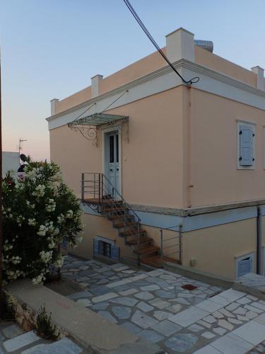 Blue Cypress Residence Syros