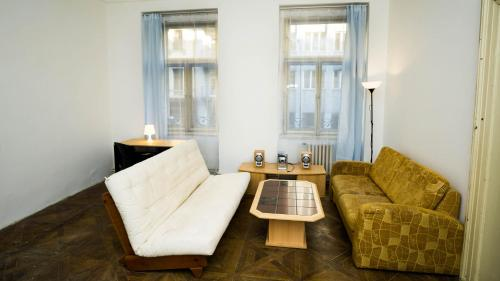 Charles Square Central Prague Apartment