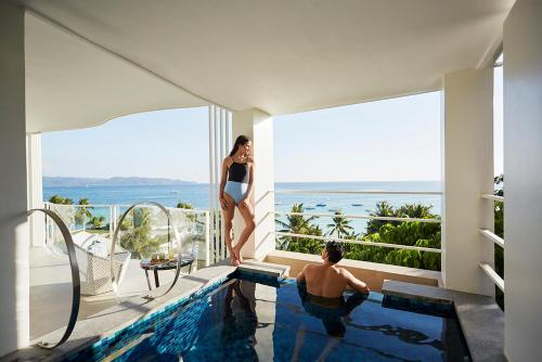 Suite with Sea View and Private Pool