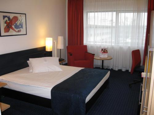 IntercityHotel Frankfurt Airport photo 21