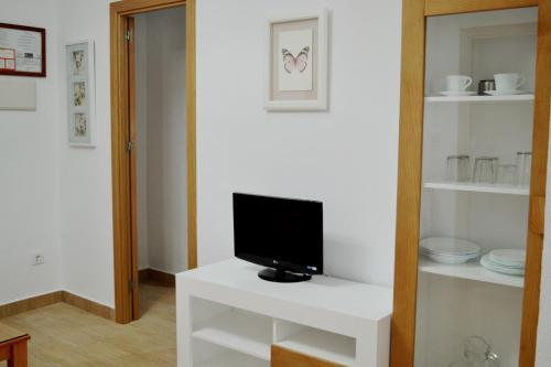 Apartmán s 1 ložnicí a klimatizací (One-Bedroom Apartment with Air-Conditioning)