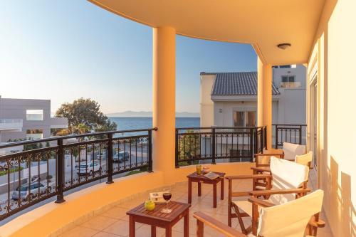 Отель Villa Fotelia 0 звёзд Греция