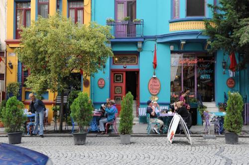Отель Kybele Hotel 0 звёзд Турция
