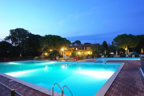 Отель Camping La Rocca 0 звёзд Италия