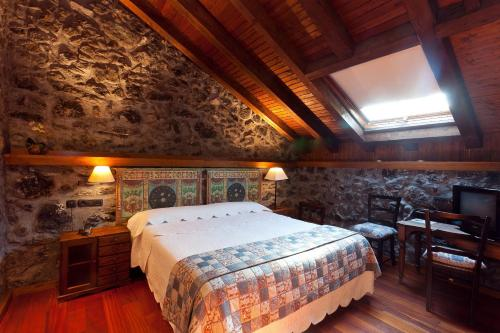 Double Room - single occupancy Hotel Antsotegi 2