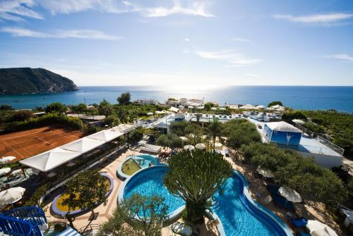 Отель Il Gattopardo Hotel Terme & Beauty Farm 4 звезды Италия