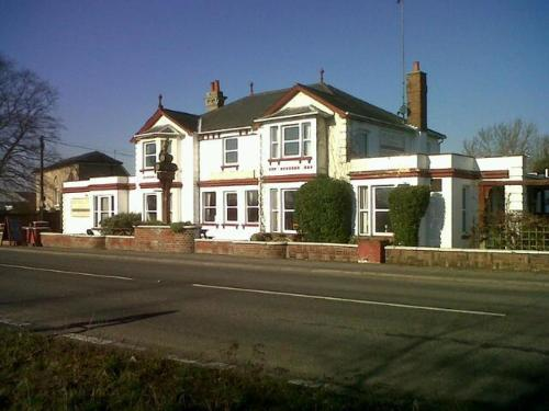 Three Tuns Coaching Inn, The,Woodbridge